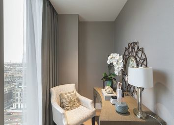 Thumbnail 4 bed flat for sale in Mowbray House, Kensington