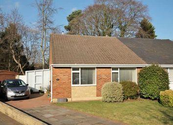Thumbnail 4 bed semi-detached bungalow for sale in Pierrefondes Avenue, Farnborough