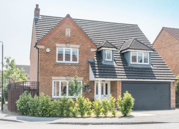 Thumbnail 4 bed detached house for sale in Oxclose Park View, Halfway, Sheffield