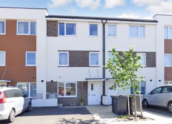 Thumbnail 4 bed terraced house for sale in Lindbergh Close, Gosport
