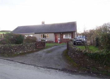 Thumbnail 2 bed bungalow for sale in 2 Heol Tydu, Llwyndafydd, Llandysul Ceredigion