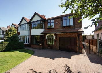 Thumbnail 4 bed semi-detached house for sale in Chorley New Road, Heaton, Bolton