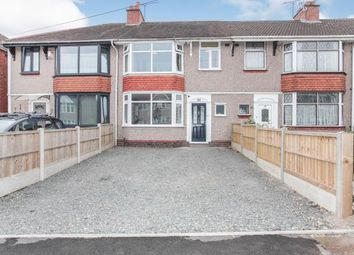 3 bed terraced house for sale in Christchurch Road, Coundon, Coventry, West Midlands CV6