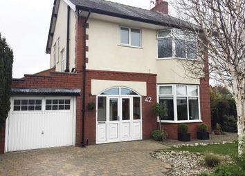 Thumbnail 3 bed property for sale in Black Bull Lane, Fulwood, Preston