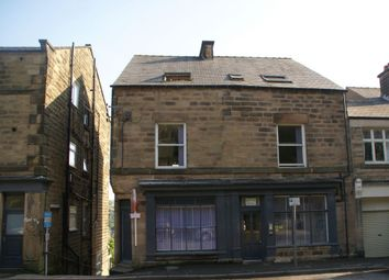 Thumbnail 1 bed flat to rent in Wards House, Smedley Street, Matlock, Derbyshire