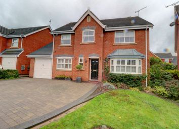 Thumbnail 5 bed detached house for sale in Tavern Orchard, Lyppard Hanford, Worcester