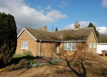 Thumbnail 3 bed detached bungalow for sale in West Haddon Road, Guilsborough, Northampton