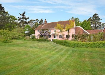 Thumbnail 5 bed detached house for sale in Wadd Lane, Snape, Saxmundham