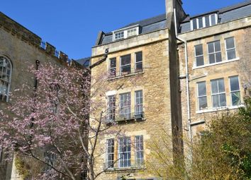 Thumbnail 1 bed flat to rent in Kensington Place, Bath