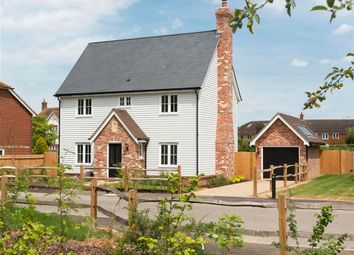 Thumbnail 4 bed detached house for sale in Windsor Meadows, Campion Way, Marden, Tonbridge, Kent