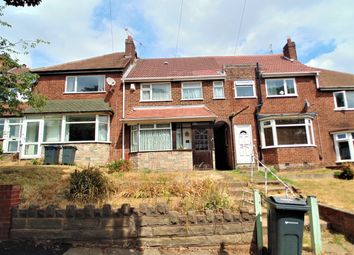 Thumbnail 3 bed terraced house for sale in Carmodale Avenue, Great Barr