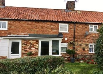 Thumbnail 1 bed cottage to rent in New Row, Hilgay, Downham Market