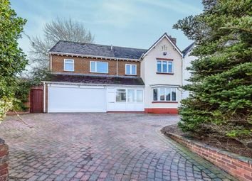Thumbnail 5 bed semi-detached house for sale in Leigh Road, Walsall, West Midlands