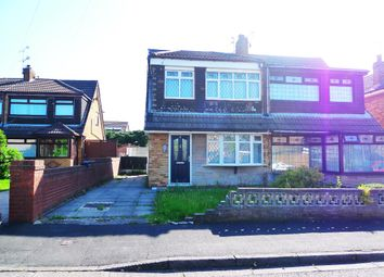 Thumbnail 3 bed semi-detached house for sale in Cherry Tree Close, Haydock, St. Helens
