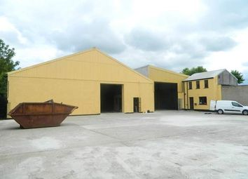 Thumbnail Warehouse to let in Townsend Street, Strabane, County Tyrone