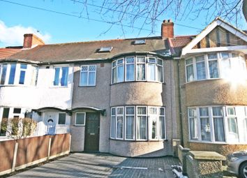 Thumbnail 4 bed terraced house for sale in Northwood Gardens, Sudbury Hill, Harrow