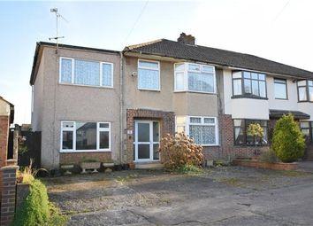 Thumbnail 5 bed semi-detached house for sale in Dunster Road, Keynsham, Bristol