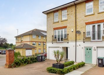 Thumbnail 4 bed end terrace house for sale in Osier Crescent, Muswell Hill, London