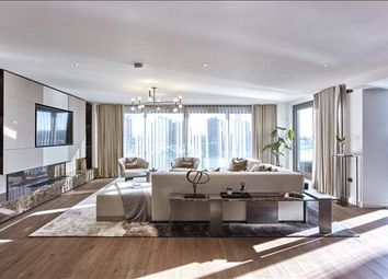 Thumbnail 4 bed flat for sale in Chelsea Waterfront, Lots Road, London