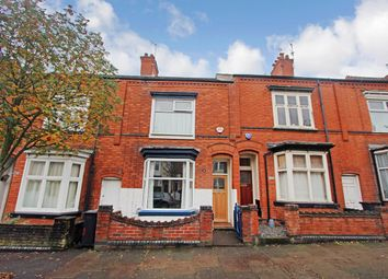 Thumbnail 3 bed terraced house for sale in Barclay Street, Leicester