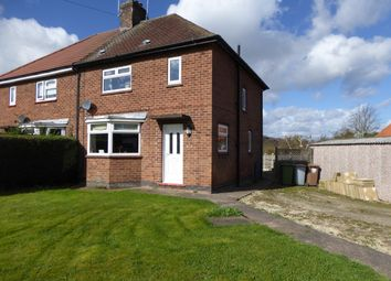 Thumbnail 3 bed semi-detached house for sale in Trinity Road, Southwell