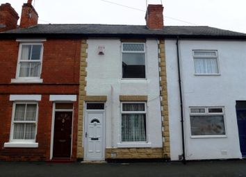 Thumbnail 2 bed terraced house to rent in Latham Street, Bulwell, Nottingham