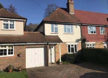 Thumbnail 3 bed semi-detached house for sale in Main Road, Sundridge, Sevenoaks