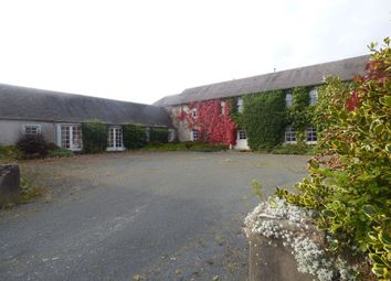 Thumbnail 12 bed detached house for sale in Meikle Mosside Farmhouse, Fenwick, Ayrshire