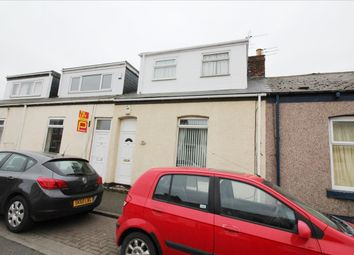 Thumbnail 4 bed terraced house to rent in Neville Road, Sunderland
