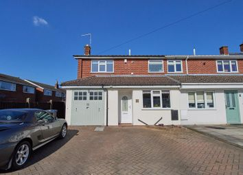 Thumbnail 3 bed semi-detached house for sale in Hilary Bevins Close, Higham-On-The-Hill, Nuneaton