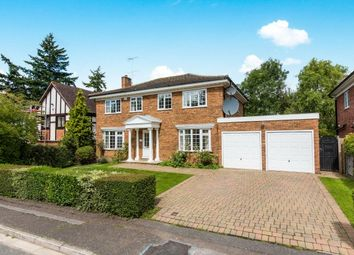 Thumbnail 5 bed property to rent in The Garth, Cobham