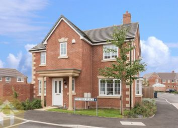 Thumbnail 4 bed detached house for sale in Potters Place, Royal Wootton Bassett, Swindon