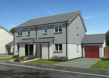 Thumbnail 2 bed semi-detached house for sale in The Maples, 64 Gwel Kann, Trevelyan Road, Illogan