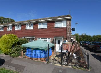 Thumbnail 4 bed end terrace house for sale in Hayley Road, Lancing, West Sussex