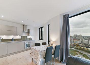 Thumbnail Flat to rent in Manhattan Plaza, Williamsburg Plaza, London