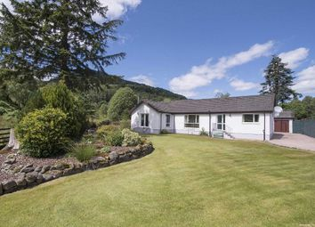 Thumbnail 4 bed detached house for sale in Benmore, Brig O Turk, Callander