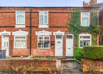 Thumbnail 2 bed terraced house for sale in Manor Road, Walsall