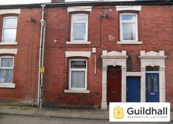 Thumbnail 3 bedroom terraced house to rent in Broughton Street, Fulwood, Preston