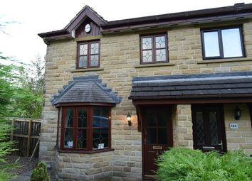 Thumbnail 3 bedroom semi-detached house for sale in Park Avenue, Shelley, Huddersfield, West Yorkshire