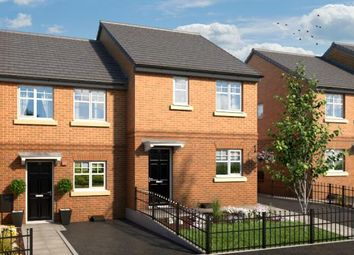 "Thumbnail 3 bedroom property for sale in ""The Kendall At Cottonfields"" at Gibfield Park Avenue, Atherton, Manchester"
