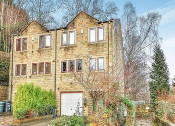 Thumbnail 4 bed semi-detached house for sale in Spring Bank, Luddenden, Halifax