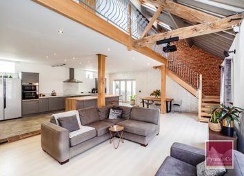 Thumbnail 4 bed barn conversion for sale in Back Lane, Martham, Great Yarmouth