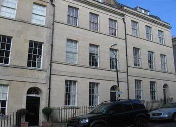 Thumbnail 2 bed flat to rent in Northampton Street, Bath