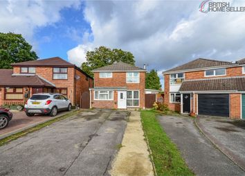 Thumbnail 4 bed detached house for sale in Highlands Way, Dibden Purlieu, Southampton, Hampshire