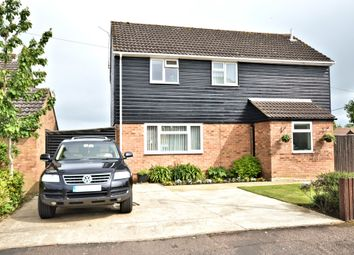 Thumbnail 4 bed detached house for sale in Folgate Road, Heacham, King's Lynn