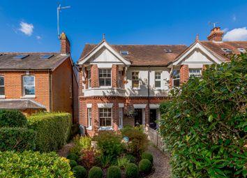 Thumbnail Semi-detached house for sale in Ridgway Road, Farnham