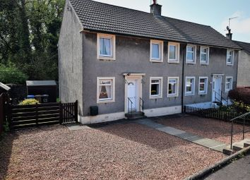Thumbnail 3 bedroom semi-detached house for sale in New Street, Beith