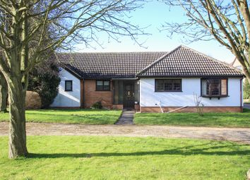 Thumbnail 4 bed detached bungalow for sale in The Chantry, Fulbourn, Cambridge