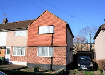 Thumbnail 3 bed end terrace house for sale in Culvers Avenue, Carshalton