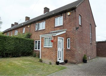 Thumbnail 4 bed end terrace house to rent in Pearson Road, Crawley